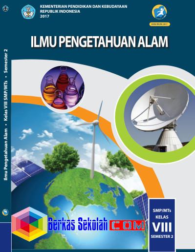 Buku Siswa SMP/MTs IPA Kurikulum 2013 Revisi 2017 Kelas 8 Semester 2 Download