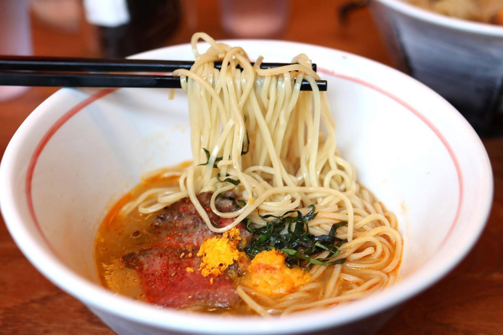 Chicago Eats: Omakase Dinner at Strings Ramen