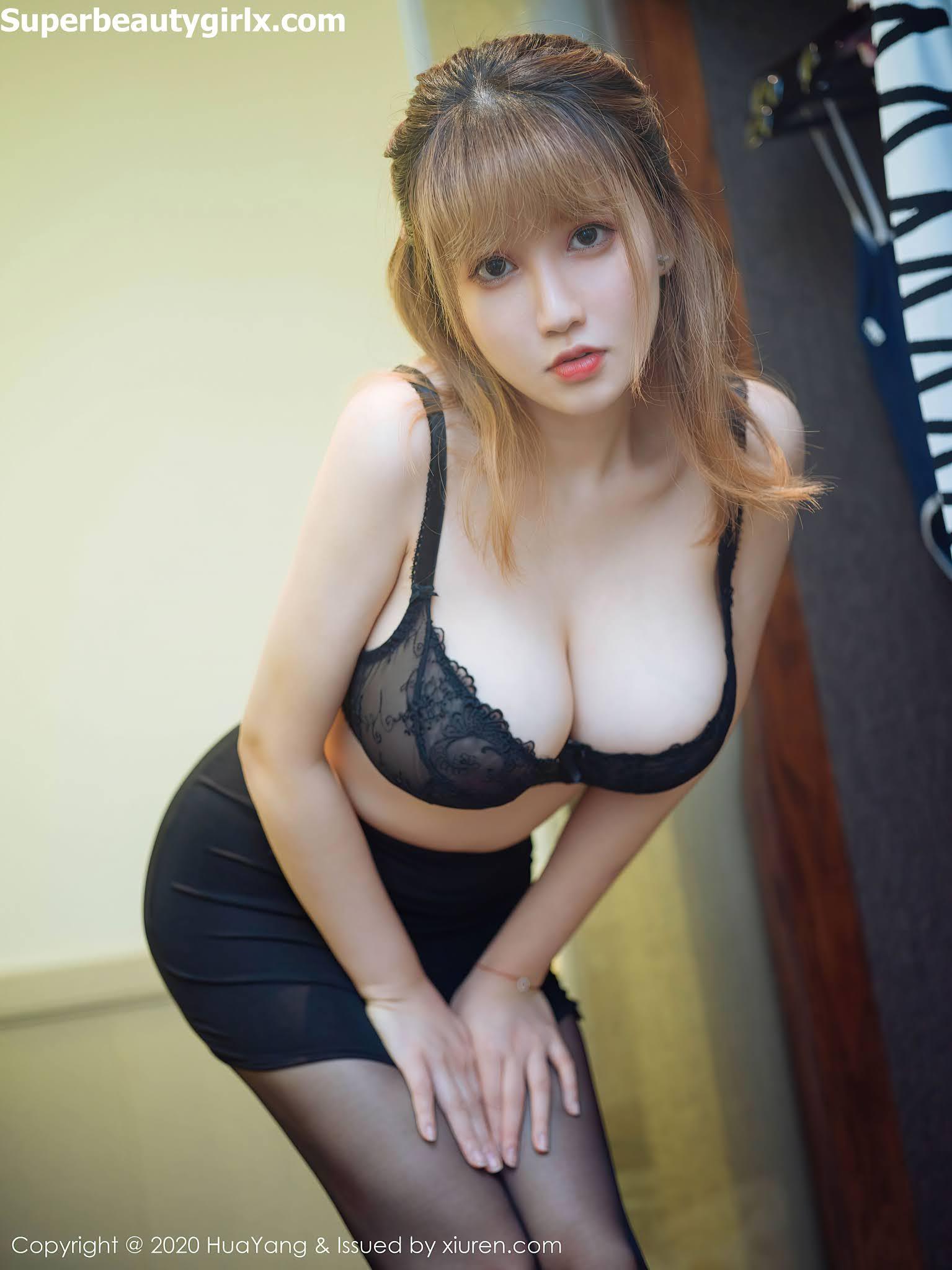 HuaYang-Vol.316-Zhou-Da-Meng-Superbeautygirlx.com