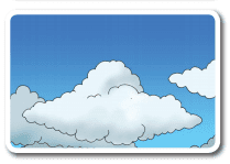 Langit cerah berawan www.jokowidodo-marufamin.com