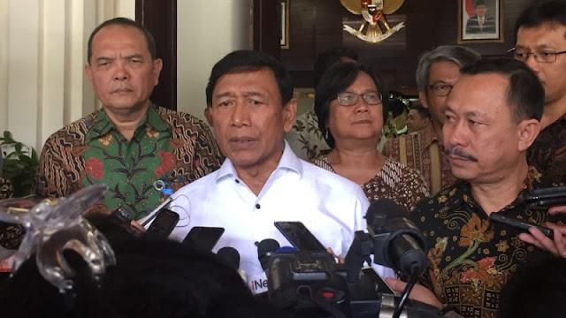 Wiranto: Orang yang Mengacau di Tahun Politik Namanya Pengkhianat