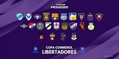 eFootball PES 2020 PS4 CONMEBOL Libertadores by JuanIgnacioSP