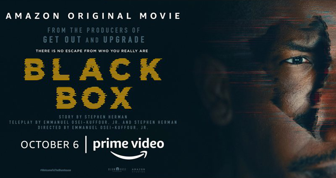 Póster de Black Box (2020)