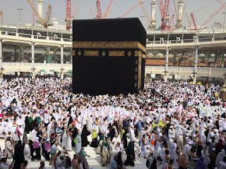 Macam-Macam Thawaf Yang Dilakukan Jamaah Haji