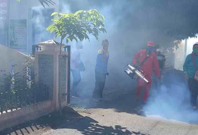 Waspadai DBD dan Chikungunya Ditengah Pandemi Corona