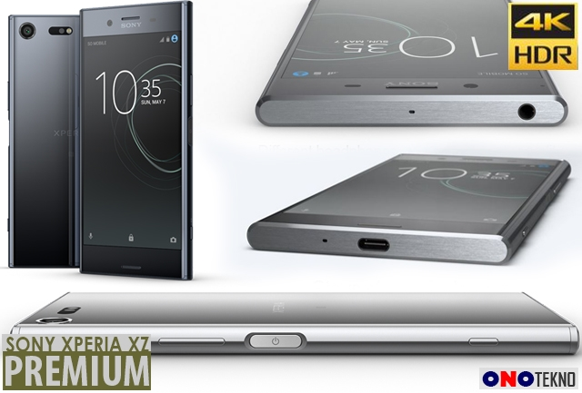"""Sony Xperia XZ Premium """" Smartphone Pertama Dengan Spesifikasi Terbaik """""""