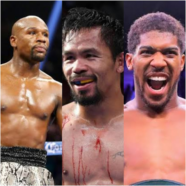 The Richest Boxers in the World
