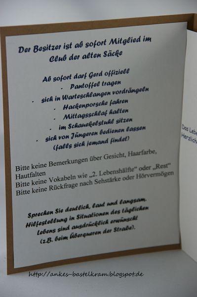 Rentnerausweis