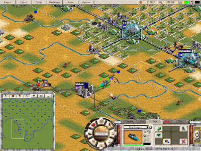 Civilization : Call to Power 2 Game Screenshots 2000
