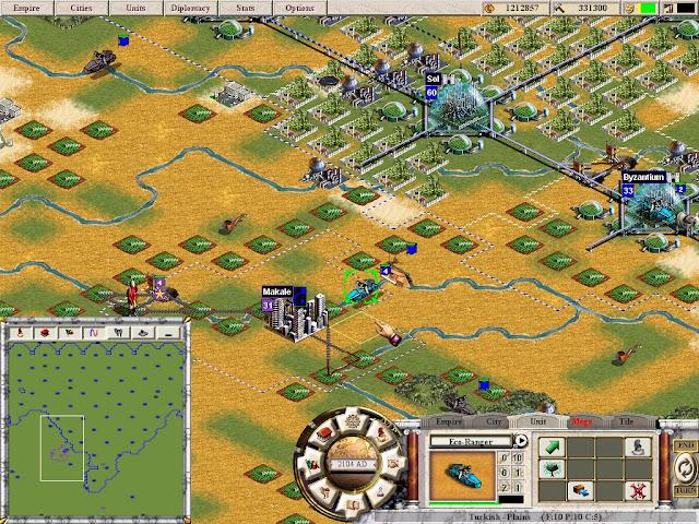 Civilization : Call to Power 2 useful Screenshots