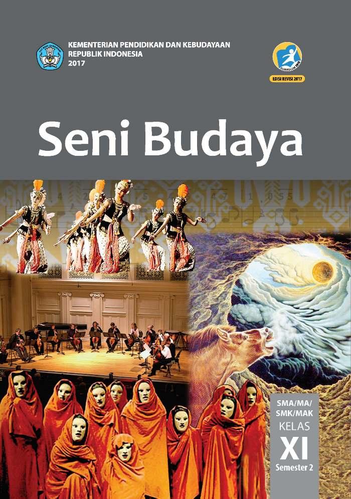 Buku Siswa SMA/MA Kelas XI Seni Budaya Semester 2