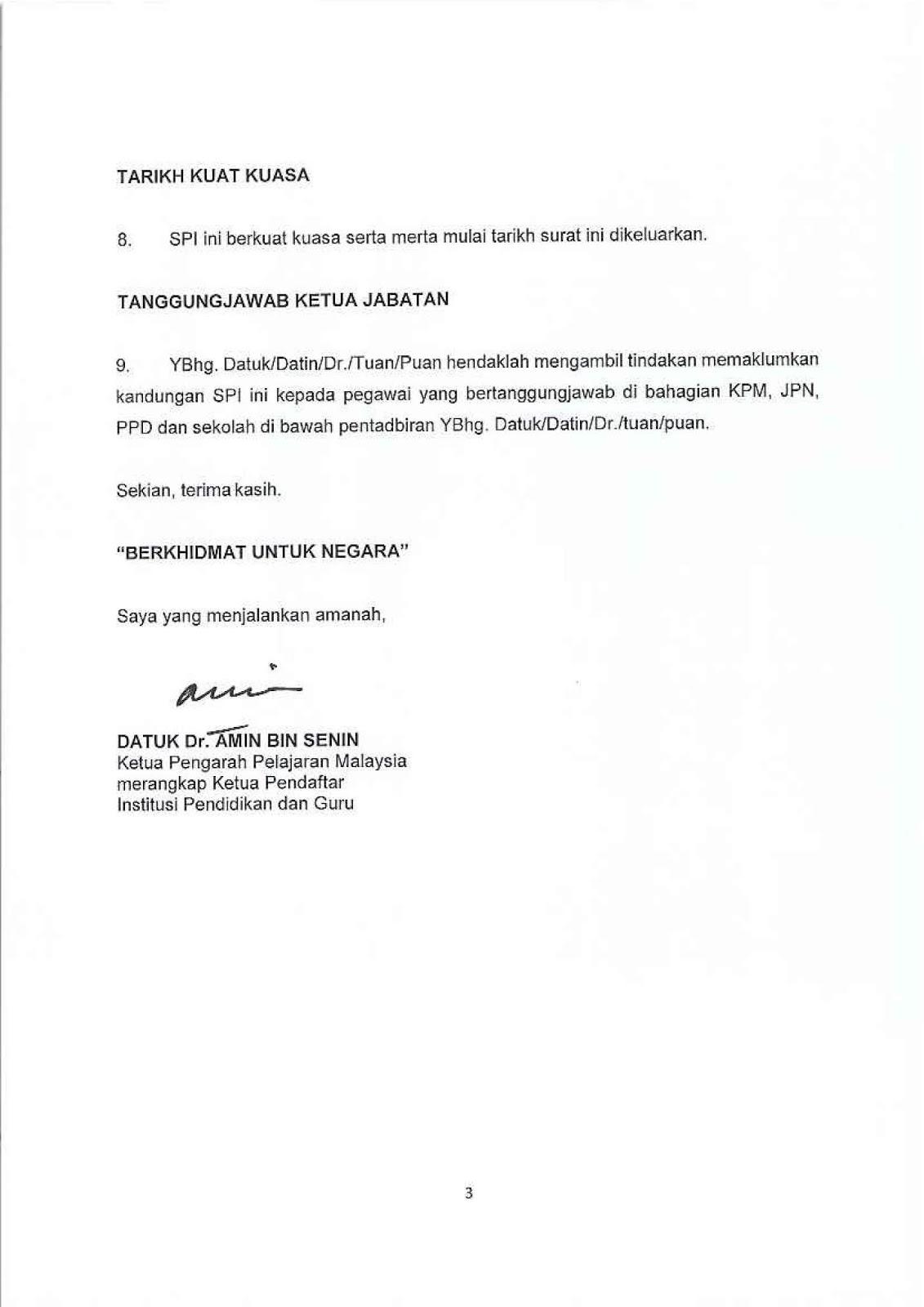 Doc Surat Kebenaran Bawa Kereta Zaharah Harun Academia Edu