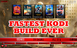 chappie family build kodi