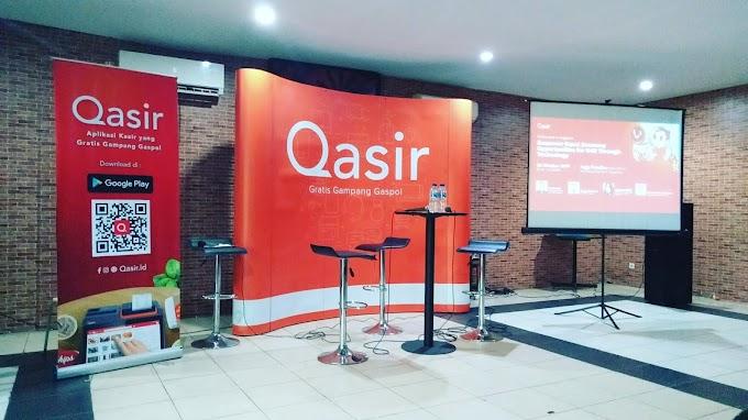 Qumpul Qasir :  Meningkatkan Peluang Ekonomi Yang Setara Melalui Pemanfaatan Teknologi