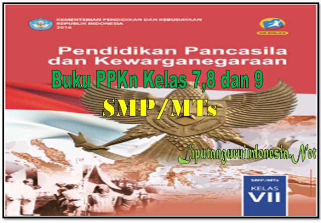 download buku Buku PKn Kelas 8 Kurikulum 2013 SMP/MTs