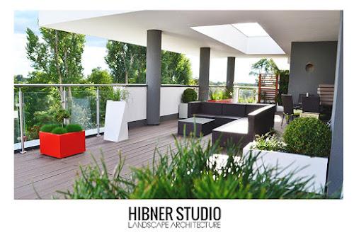 Hibner Studio Projektowanie Ogrodów Zielone ściany