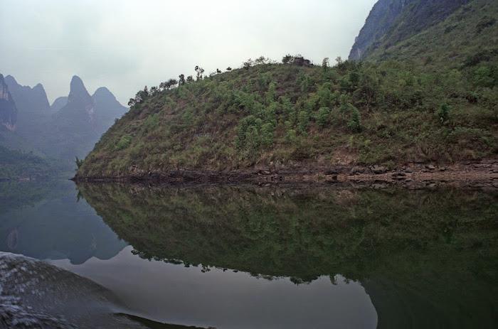 Yangshuo, Guilin, Lijiang, © L. Gigout, 1990
