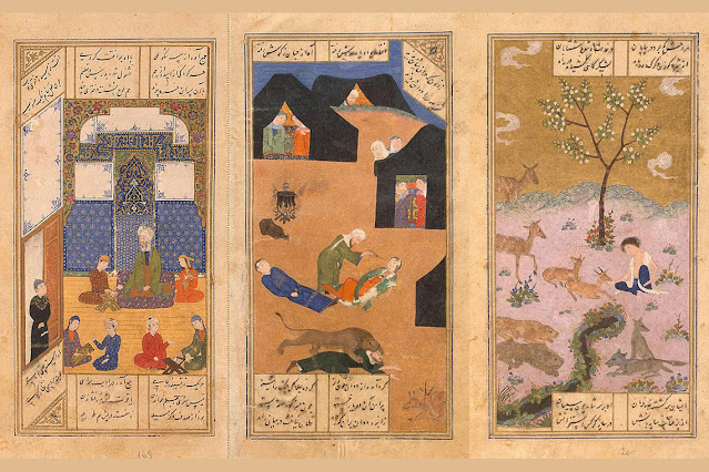 The Story of Eric Clapton and Majnun Layla by Omar Cherif, One Lucky Soul