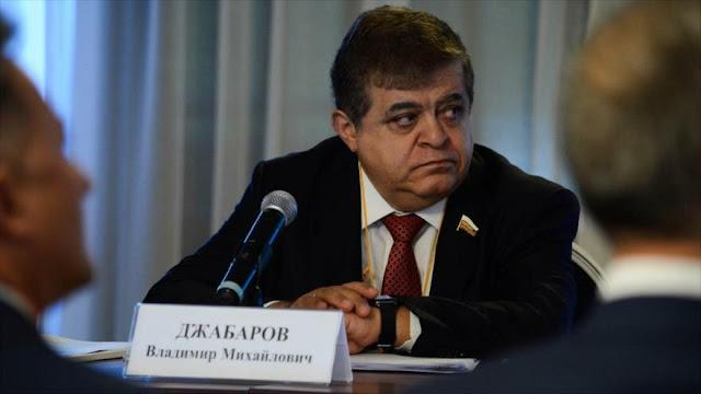 """Rusia alerta de otra """"crisis del Caribe"""" por bloqueo a Venezuela"""