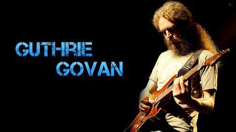 Guthrie Govan: Biografía y Equipo