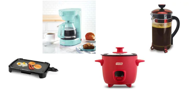 KOHLS Small appliances on sale