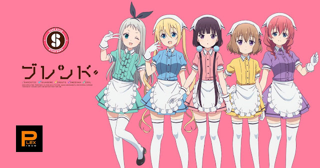 Blend S Batch Subtitle Indonesia