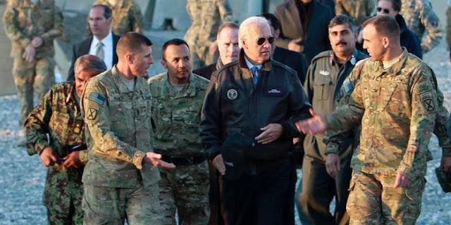 Akhiri Perang, Biden Akan Tarik 2.500 Tentara AS dari Afghanistan Mulai 1 Mei