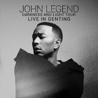 John Legend Darkness and Light Tour Live in Genting