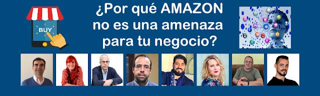 Por qué amazon no es una amenaza para tu negocio