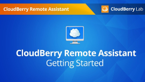 CloudBerry Remote Assistant 1.7