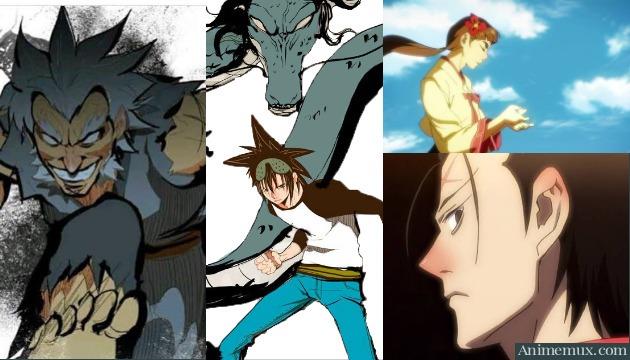 Top ten strongest characters in god of highschool