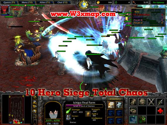 10 Hero Siege Total Chaos v2 13