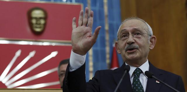 Οι κεμαλιστές καλούν τον Ερντογάν να αφήσει τη Λιβύη και να «πιάσει» τα ελληνικά νησιά