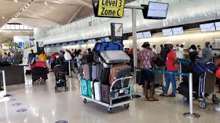 COVID-19: 289 stranded Nigerians arrive Abuja