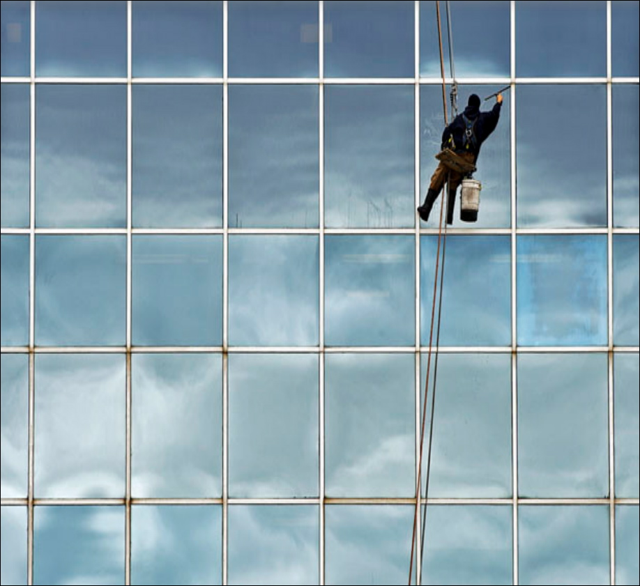 Robinson Solutions Professional Window Cleaning Window