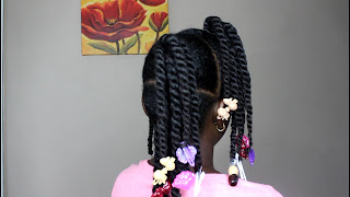 Kids Natural Hairstyles | DiscoveringNatural
