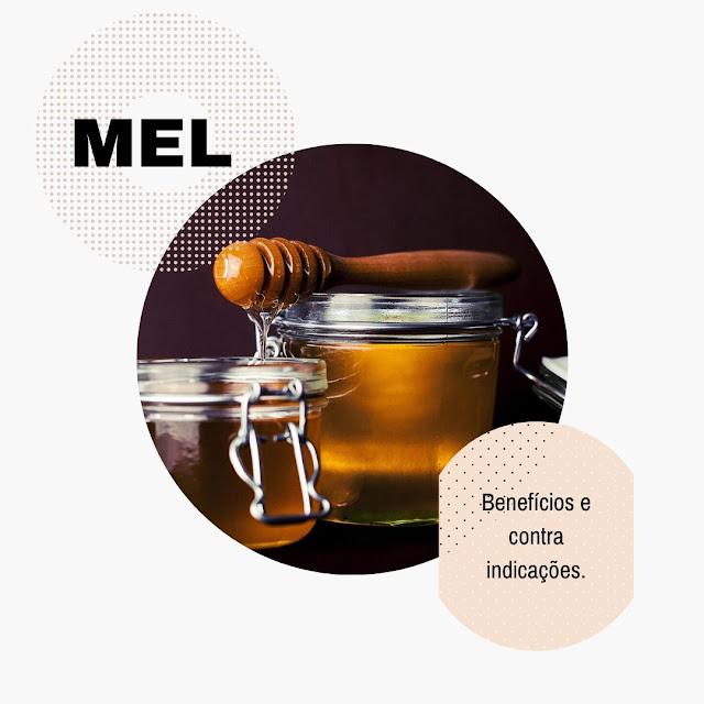 Veja sobre o MEL, benefícios e contra indicações. Aprenda com a gente a ter uma alimentação saudável.