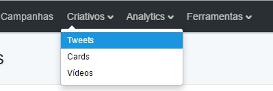 Twitter Ads - Visualizar tweets programados.