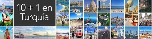 10 + 1 que visitar en Turquía [Imperdibles] 🇹🇷