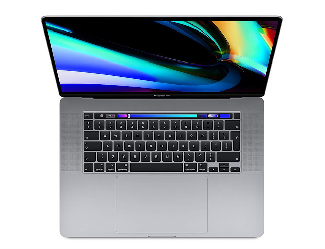 New MacBook Pro 16-inch Review
