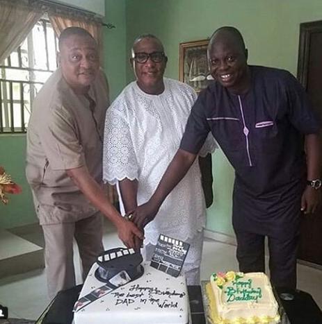 Adebayo Salami Oga Bello real age