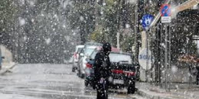 Κρύο και χιόνια φέρνει η κακοκαιρία «Ζηνοβία»