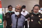 Garap Hutan Lindung Tele, Oknum Kepala Desa di Samosir Ditangkap Kejatisu