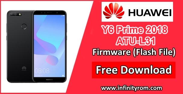 Huawei Y6 Prime 2018 ATU-L31 (C185) Downgrade File For FRP + IMEI Repair - Mobile Phone Solutions