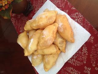 Empanadas jugosas