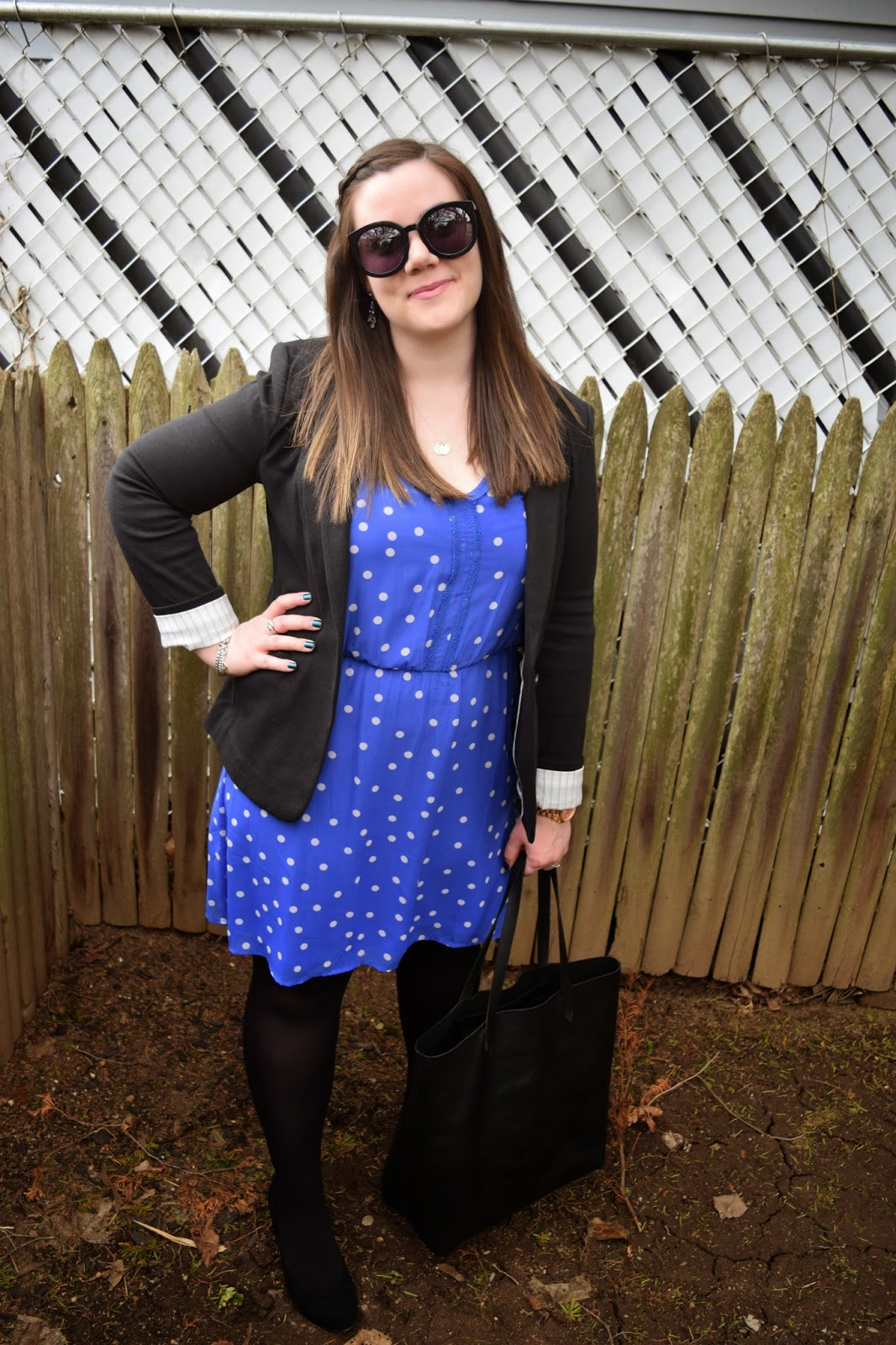 Sequins and Skulls: My Easter Best