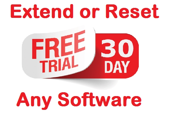 How to Extend Trial Period of Any Software?
