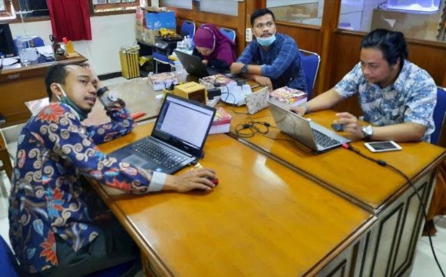 Siasati New Normal dengan Pelatihan Media Online