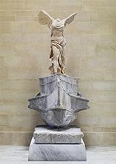 Eros y Psique, por Antonio Cánova, (Neoclasicismo), Museo