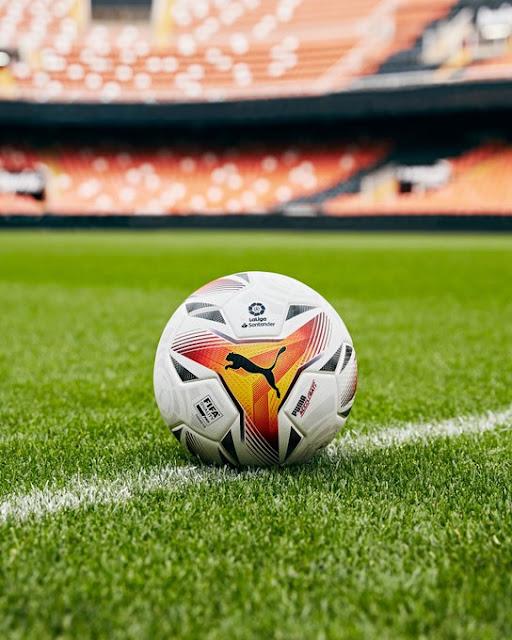 balón accelerate laliga 2021-22